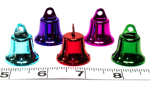 25mm Vacuum Coated Liberty Bells for bird toys