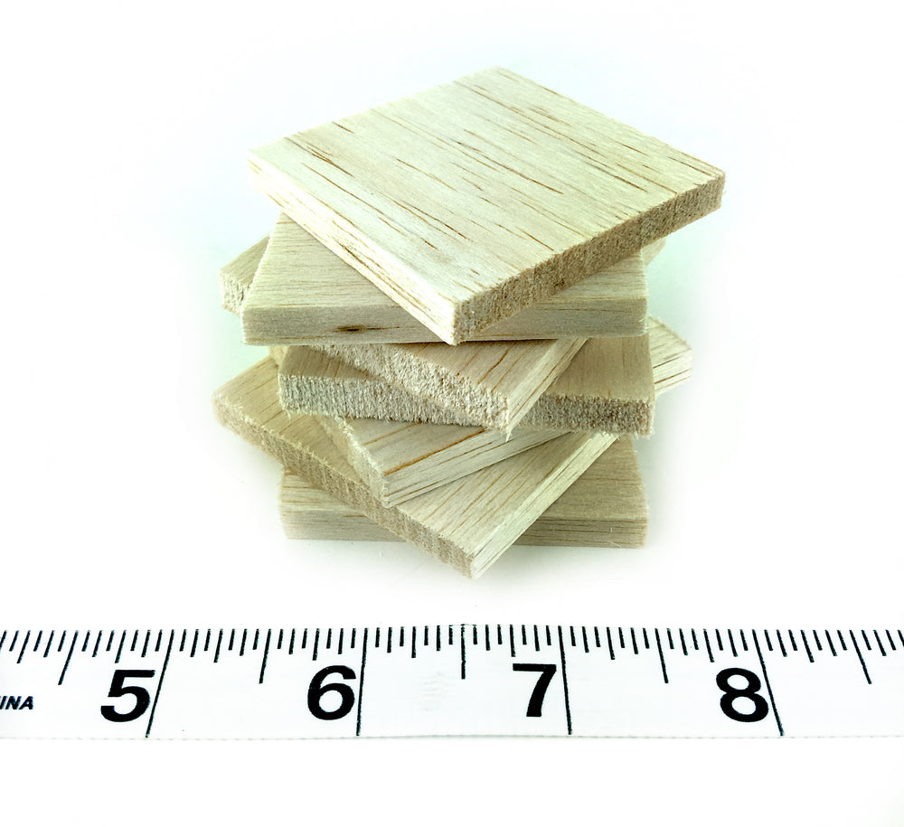 Balsa Wood Thins