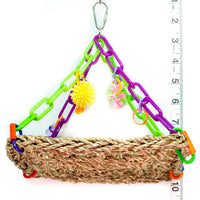Mini Flying Trapeze Bird Toy