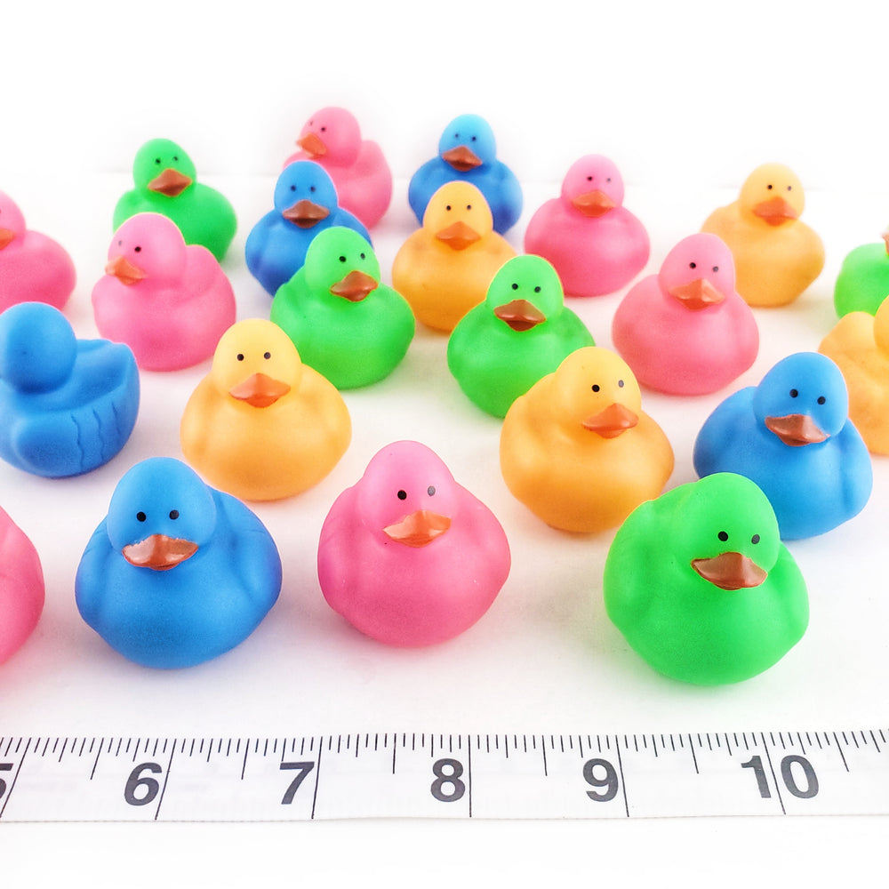 Polka Dot Rubber Ducks