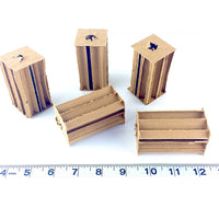 Tall Shredder Blocks
