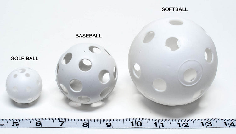 Plastic Perforated Balls