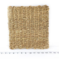 "11"" Thick Seagrass Mat"