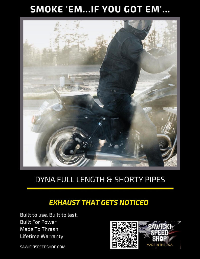 Harley Dyna Pipes