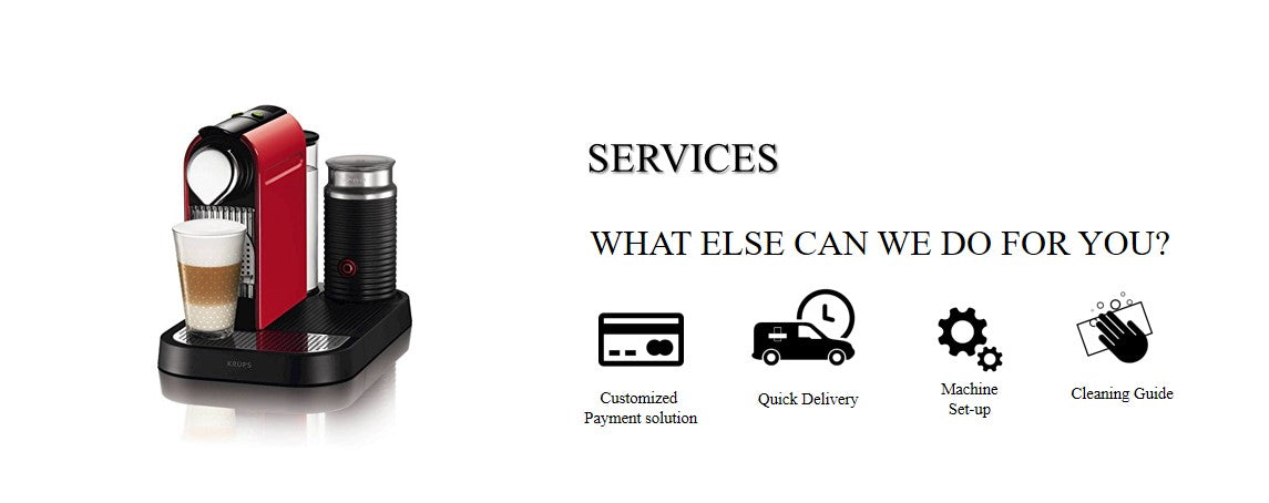 Services - What else can we do for you?