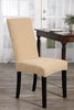 Stretch embossed floral dining chair slipcovers set of 2