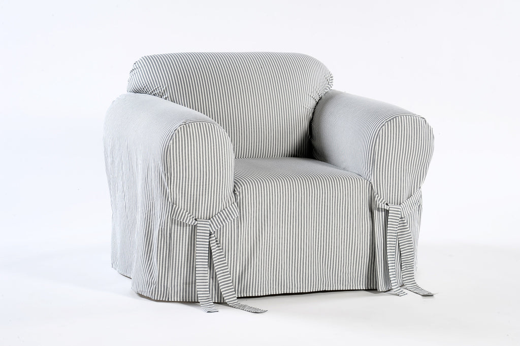 Ticking Stripe Chair