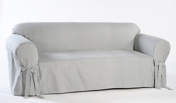 Ticking Stripe Sofa