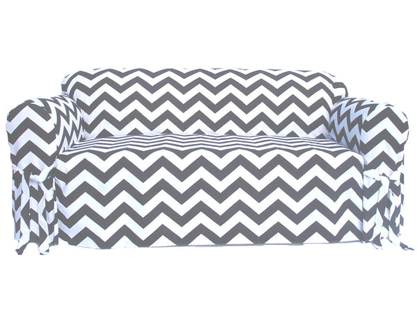 Chevron Sofa