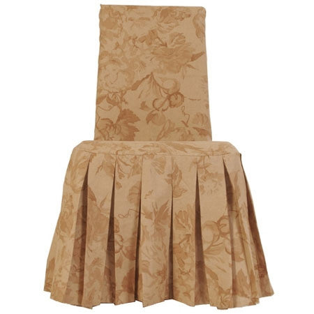 Emily Box Pleat Long