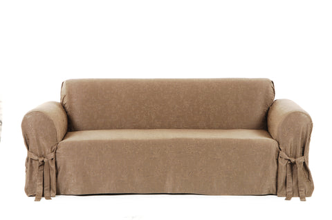 Matelasse Chocolate Sofa