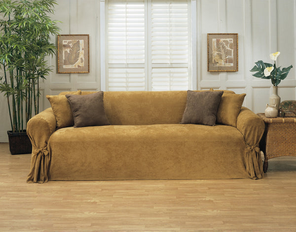 Ultimate Suede Sofa
