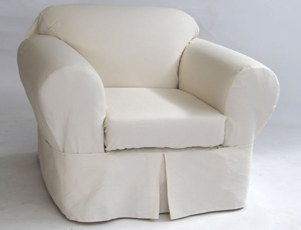 Twill 2 Piece Chair