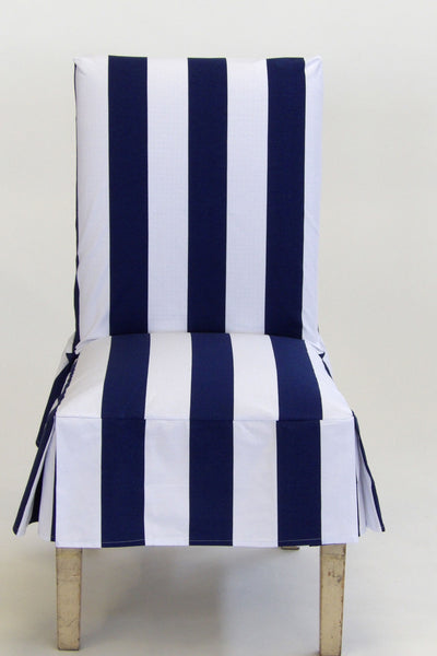 Cabana Stripe Collection Dining Chair Short
