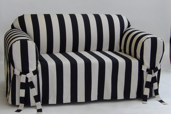 Cabana Stripe Collection Sofa