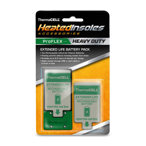 ThermaCELL ProFLEX Heavy Duty Extended Life Battery Pack