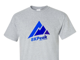 8KPeak Color Logo T-Shirt