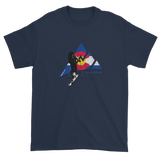 8KPeak Logo Colorado Uphill Touring T-Shirt