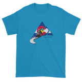 8KPeak Logo Colorado Downhill Skiing T-Shirt