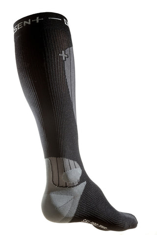 Ski Pro Fit Compression Nano Tour Sock - Thin