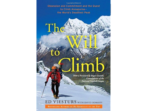 The Will to Climb - Annapurna