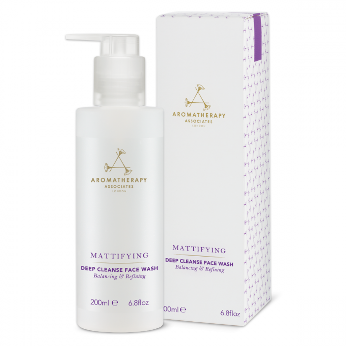 Mattifying Deep Cleanse Face Wash