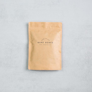 Bare Bones | 68% Dominican Salted Hot Chocolate