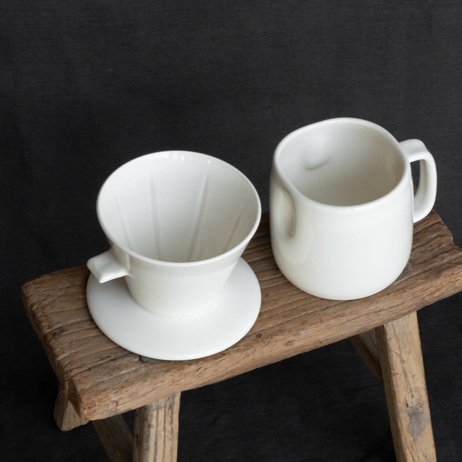 Simpli ✕ Chloe Dowds Coffee Set