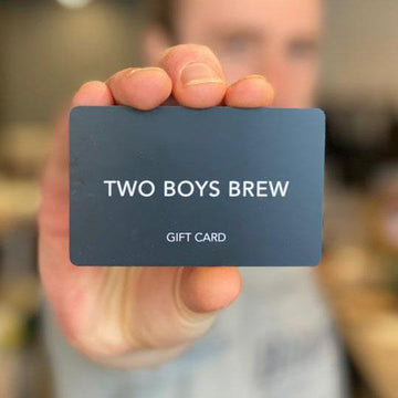 TWO BOYS BREW Gift Card