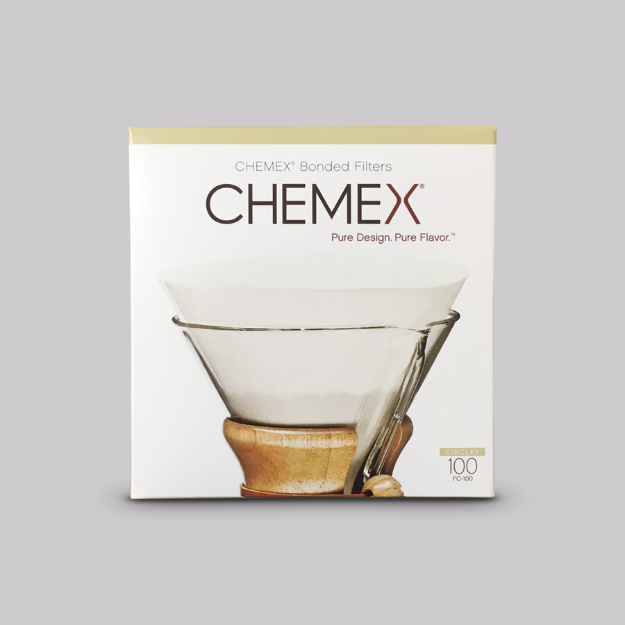 Chemex Brewer 3–6 Cup Filters