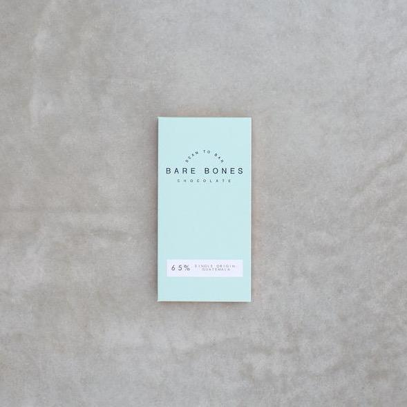 Bare Bones | Guatemala 65% Dark Chocolate [70g]