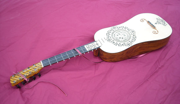 Guitarra Barroca Sellas