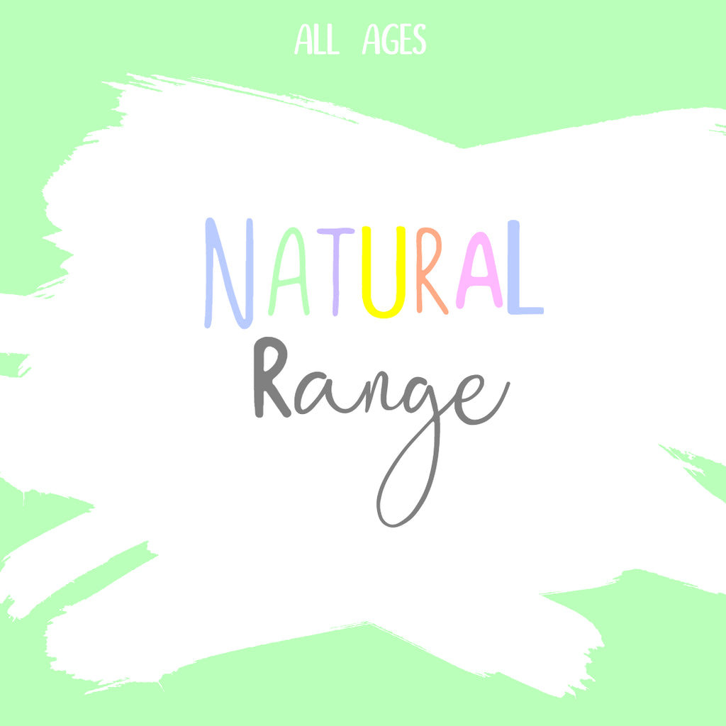 Natural Range (All Ages)
