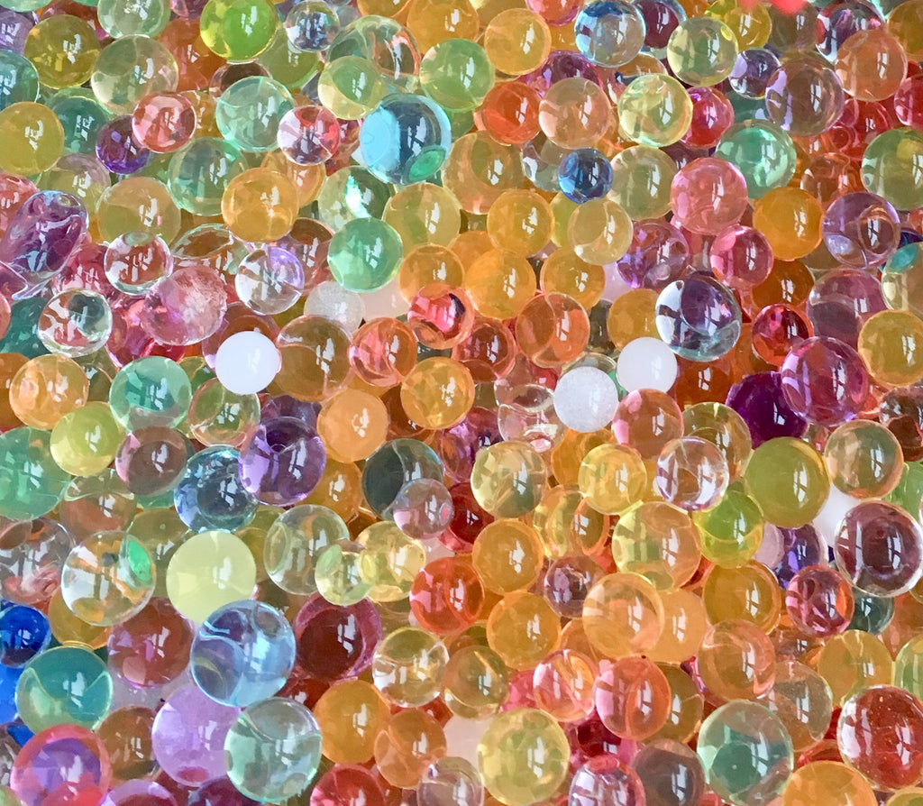 Rainbow Sensory Water Beads -pre orders!!