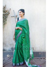 Load image into Gallery viewer, Linen saree