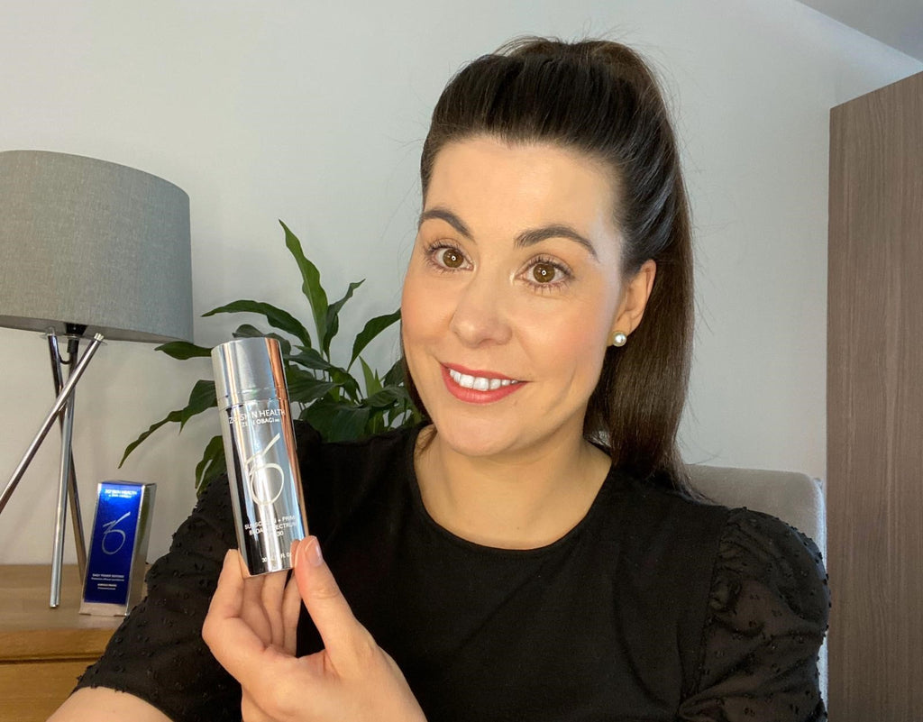 Michelle Skin Expert Face Dr with ZO Skin Health