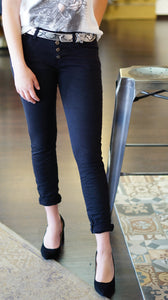 PANTALON TOPINO NOIR