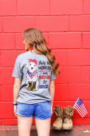 K&C - Honors Our Heroes - Cool Grey Heather