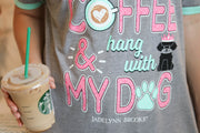 Hang With My Dog- Sleep Shirt