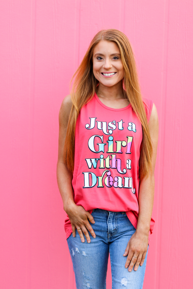 Girl With A Dream - Tank