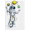 Juggling Spaceman