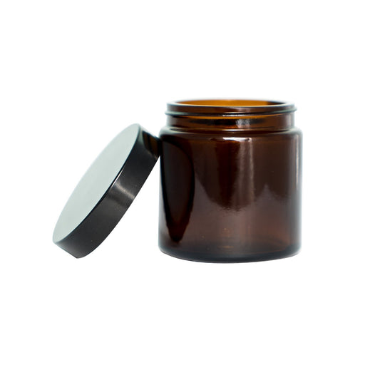 Comandante Brown Glass Coffee Bean Jar