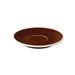 Loveramics Tulip Cappuccino Saucer (Brown) 14cm