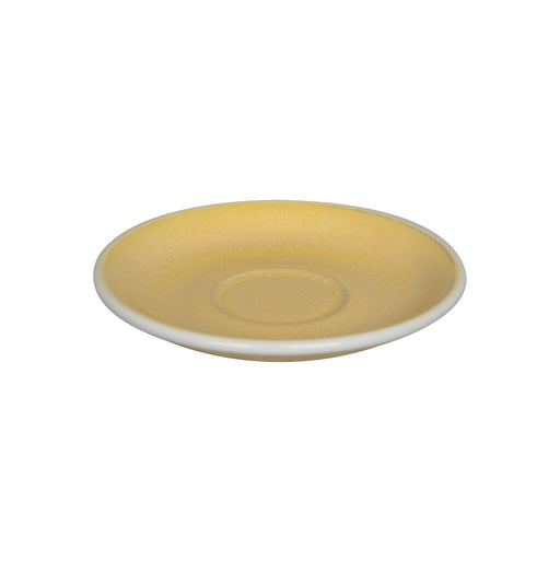 Loveramics Reactive Glaze Potters Flat White / Cappuccino Saucer (Butter Cup) 14.5cm