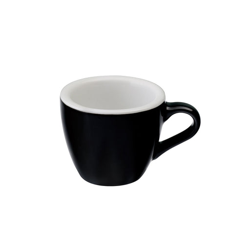 Loveramics Egg Espresso Cup (Black) 80ml