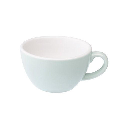 Loveramics Egg Flat White Cup (River Blue) 150ml