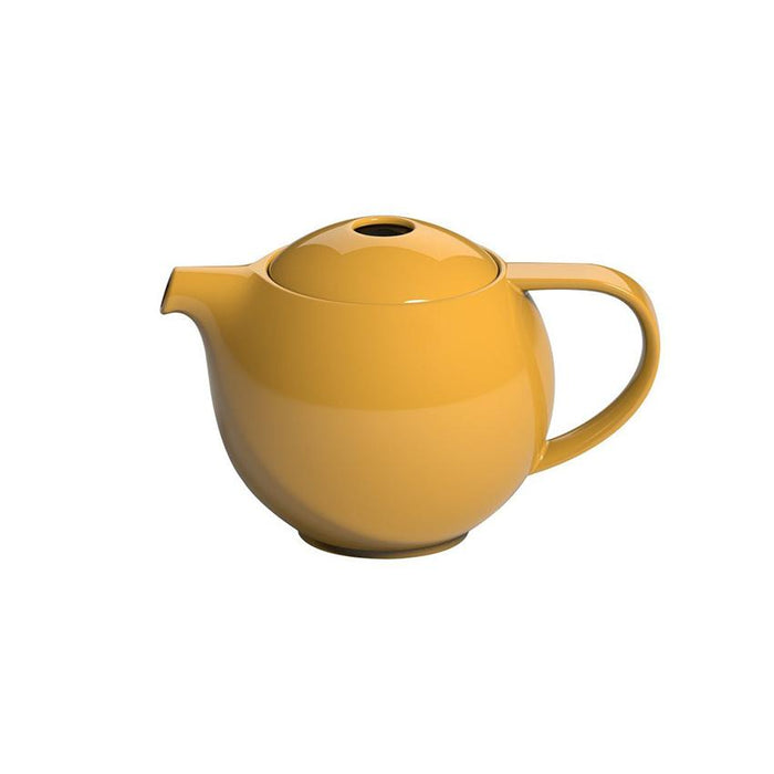 Lovermics Pro Tea Teapot with Infuser (Yellow) 900ml