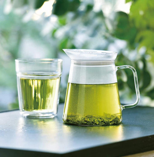 Hario Tea Pot Clear 450ml