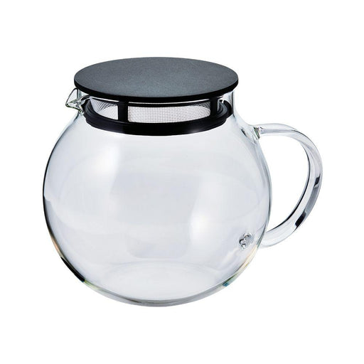 Hario Jumping Leaf Tea Pot (Black) 600ml