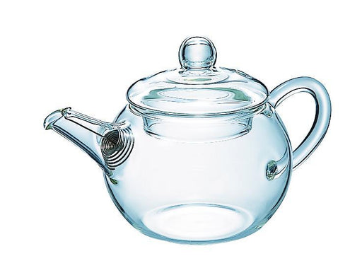 Hario Round Asian Teapot Small (180ml)